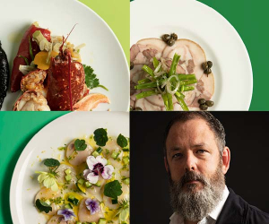 Damian Clisby's career defining dishes; Photography by David Harrison