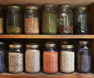 Eight steps to zero waste: how to shop sustainably; photography by Getty