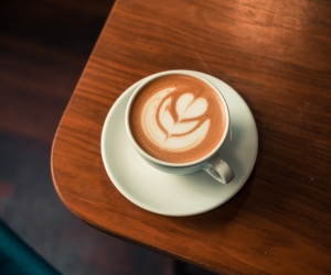 Coffee in London; Photograph by JulyProkopiv / istock