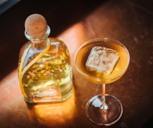 Make Patrón's Salt of the Earth cocktail
