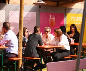 London Wine Week is taking place across the city from 13-19 May