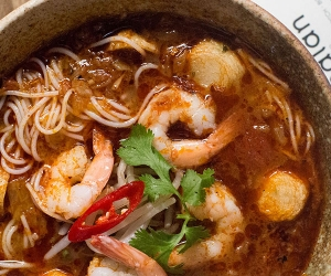 Where to eat and drink in Clapham: Noodles at Mamalan