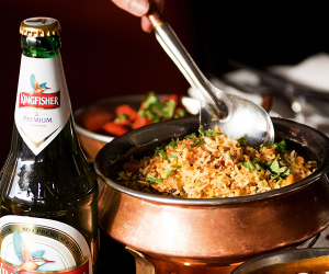 Win a copy of Kingfisher's National Curry Week cookbook