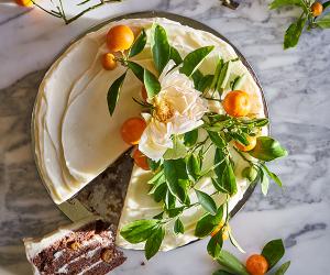 Make Tartine Bakery's teff carrot cake