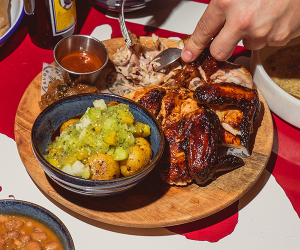 Where to eat in King's Cross: Plaza Pastor, photography by Sam Ashton