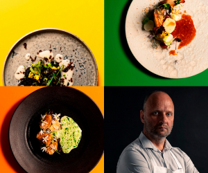 Simon Rogan: My Career in Five Dishes