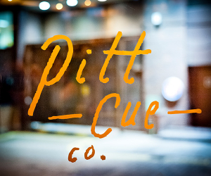 Pitt Cue Co. Thanksgiving Dinner