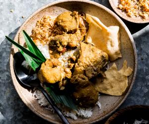 Kolamba, Soho: restaurant review