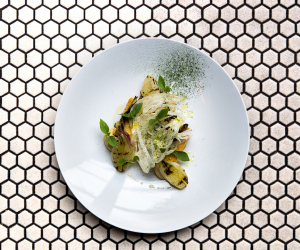 Make the most of your vegetables this Christmas: Supper at Tredwells