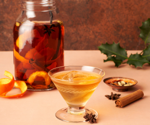 Christmas cocktails: Top tips from a drinks expert