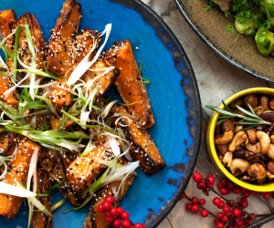 Ottolenghi's Christmas catering