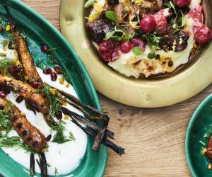 Best restaurants in London: fresh food at Wild by Tart