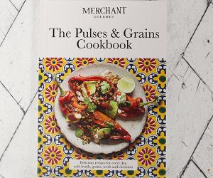 Win 50 copies of 'The Pulses & Grains Cookbook' by Merchant Gourmet