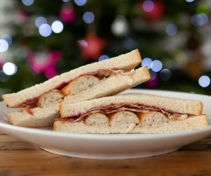 The supermarket Christmas sandwich review: Co-op's Pigs Under Blankets