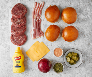Restaurant meal kits: Honest Burgers. by NATALE TOWELL