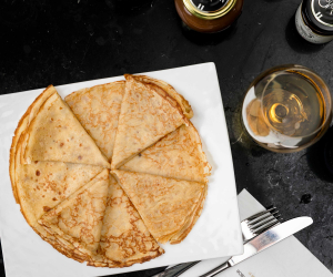 Best pancakes recipes for Pancake Day | Le Deli Robuchon's crêpe | Cunningham Captures