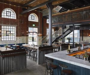 The Light Bar, Shoreditch: restaurant review