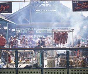 Summer in London 2021: Meatopia
