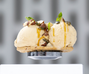 Jozef Youseff's Maxin' Relaxin' ice cream dessert