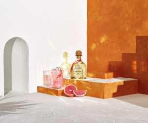 Patrón's Paloma cocktail
